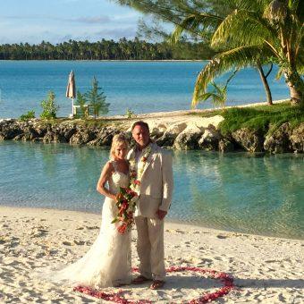 St Regis Bora Bora Wedding