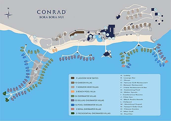 conrad-bora-bora-layout