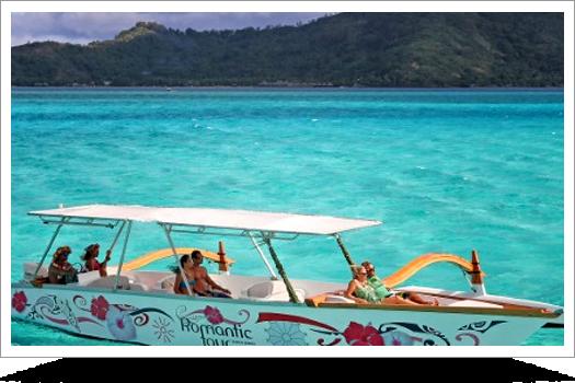 Romantic Experience Bora Bora