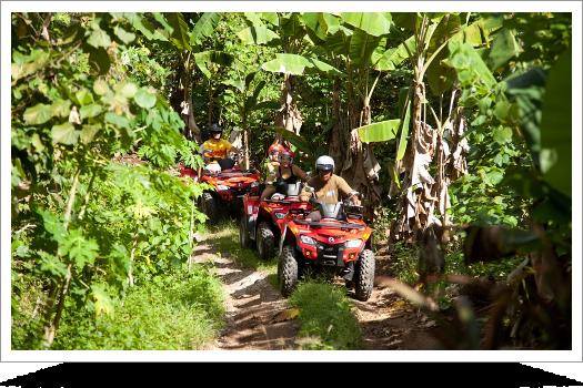 COMBO TOUR Jet Ski & ATV
