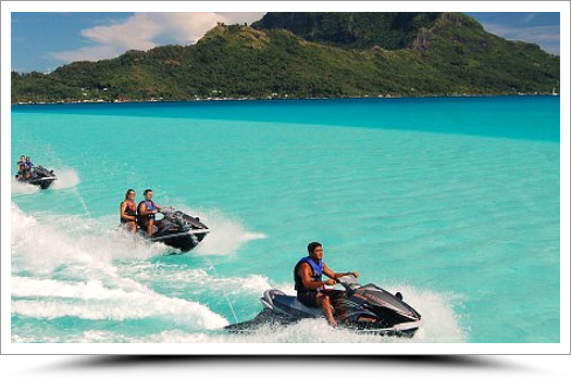 Jet Ski, Snorkelling and Bloody Mary's Combo Tour