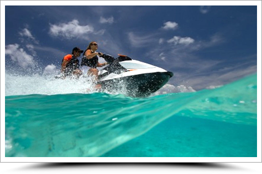 Private COMBO TOUR Jet Ski & ATV