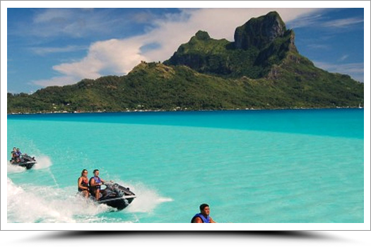 Private COMBO TOUR 4WD & Jet Ski
