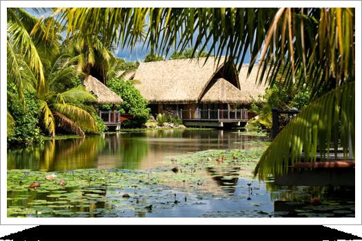 Le Maitai La Pita Village Huahine