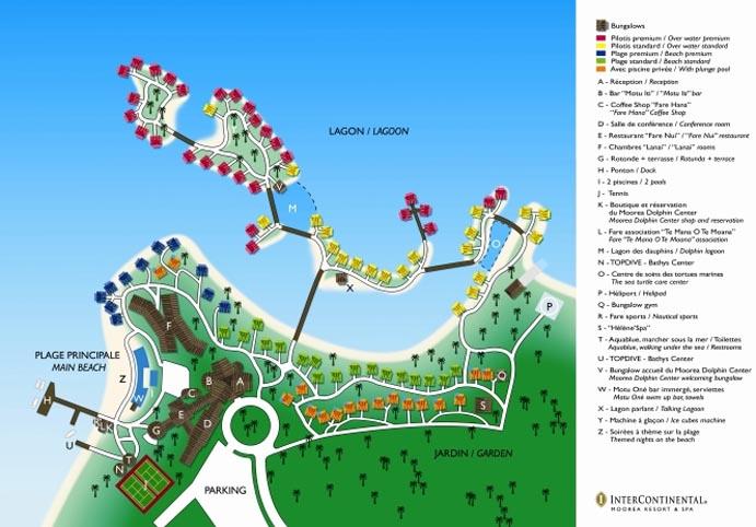 Intercontintental Moorea Resort and Spa