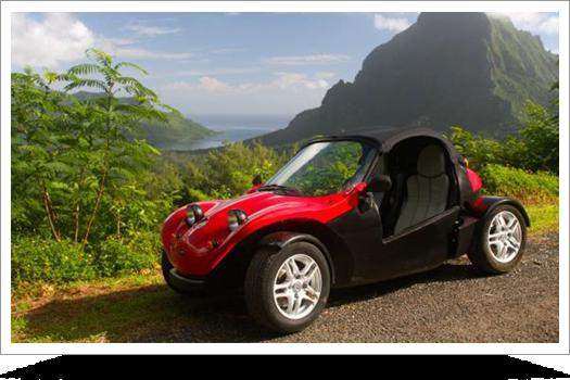 Fun Roadster Convertible Rental