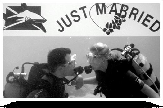 Initiation Dive Honeymoon Package
