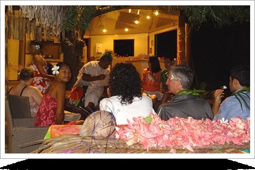 A Polynesian Night