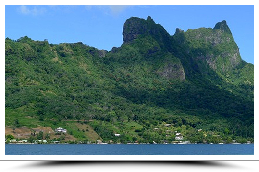 Moorea Nature and Culture