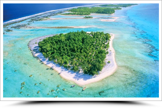 Le Sauvage Private Island