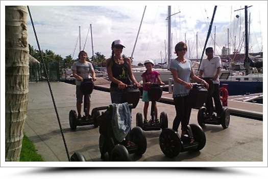 City Tour by Segway