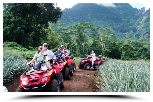 Moorea Day Tours