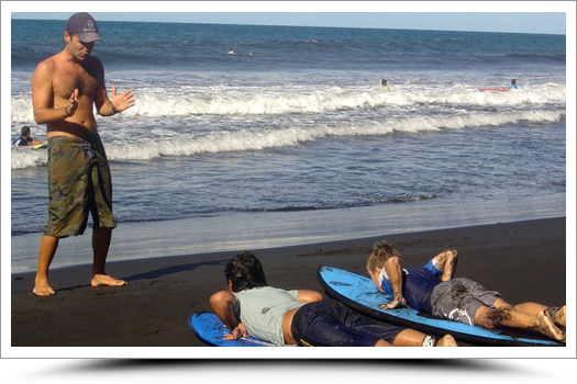 Surf & Body Board Discovery Package
