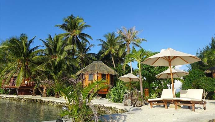 Hotel La Pirogue | Tahiti By Carl