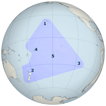 Polynesian Triangle