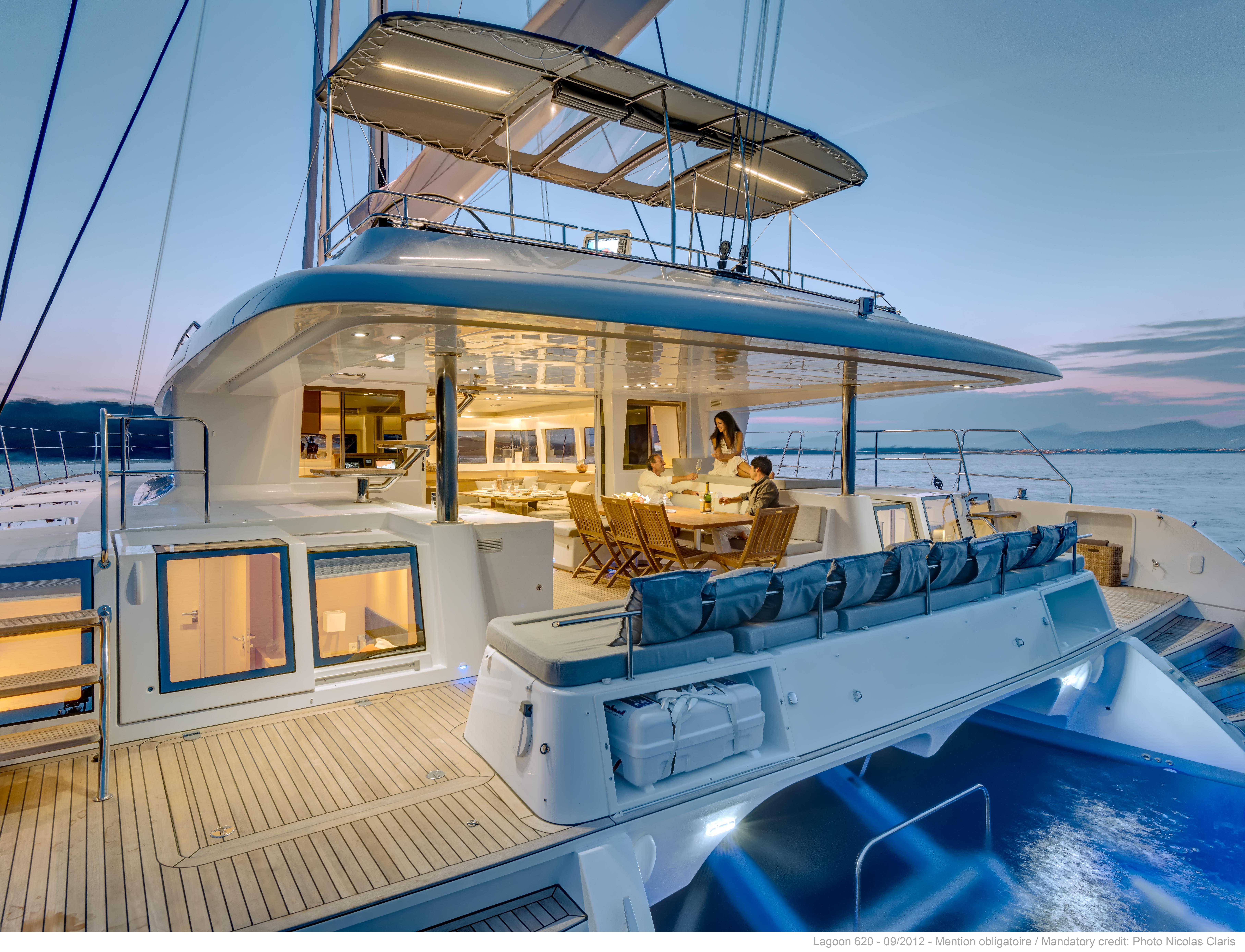 Lagoon 620 Cruise