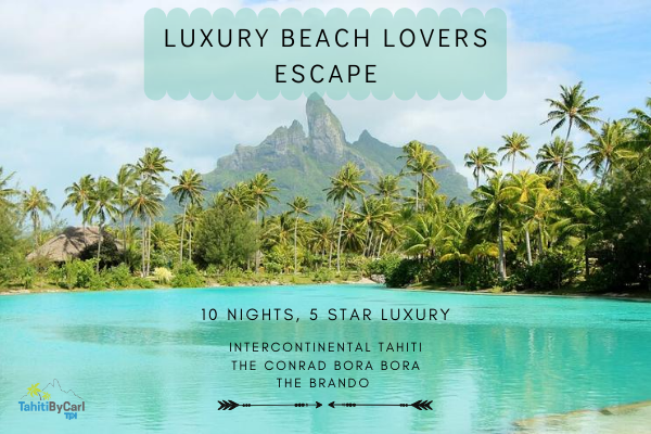 Luxury Beach Lovers Escape