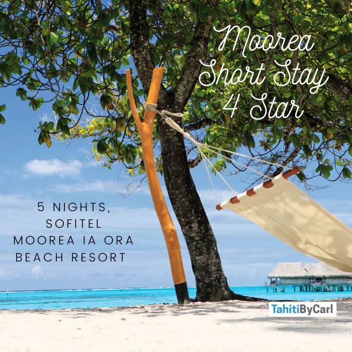 Moorea Short Stay 4 Star