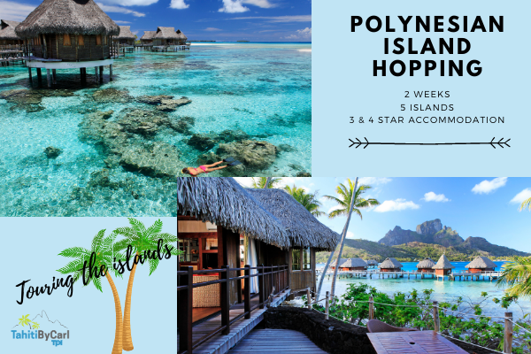 Polynesian Island Hopping Package