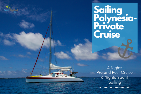 sailing French Polynesia