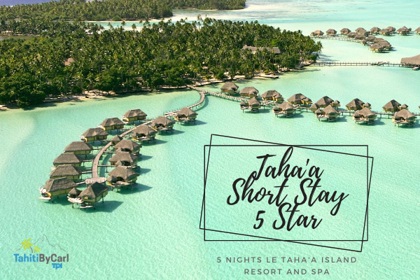 Taha'a Short Stay Package