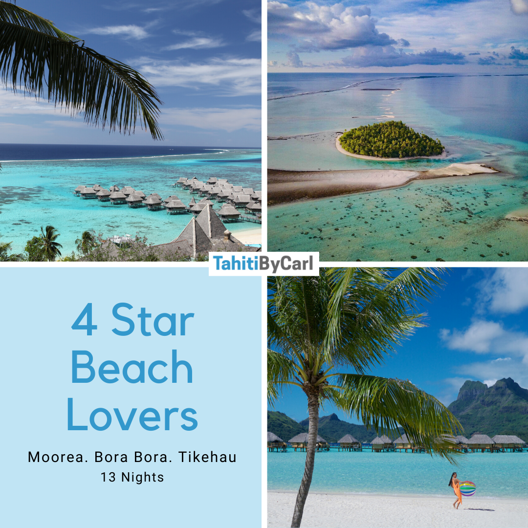 4 Star Beach Lovers Vacation Package