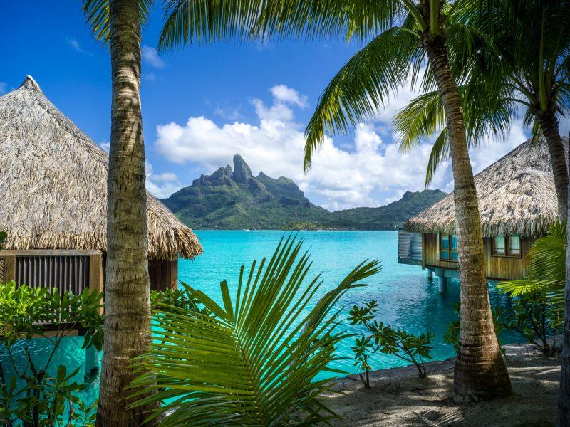 St Regis Bora Bora