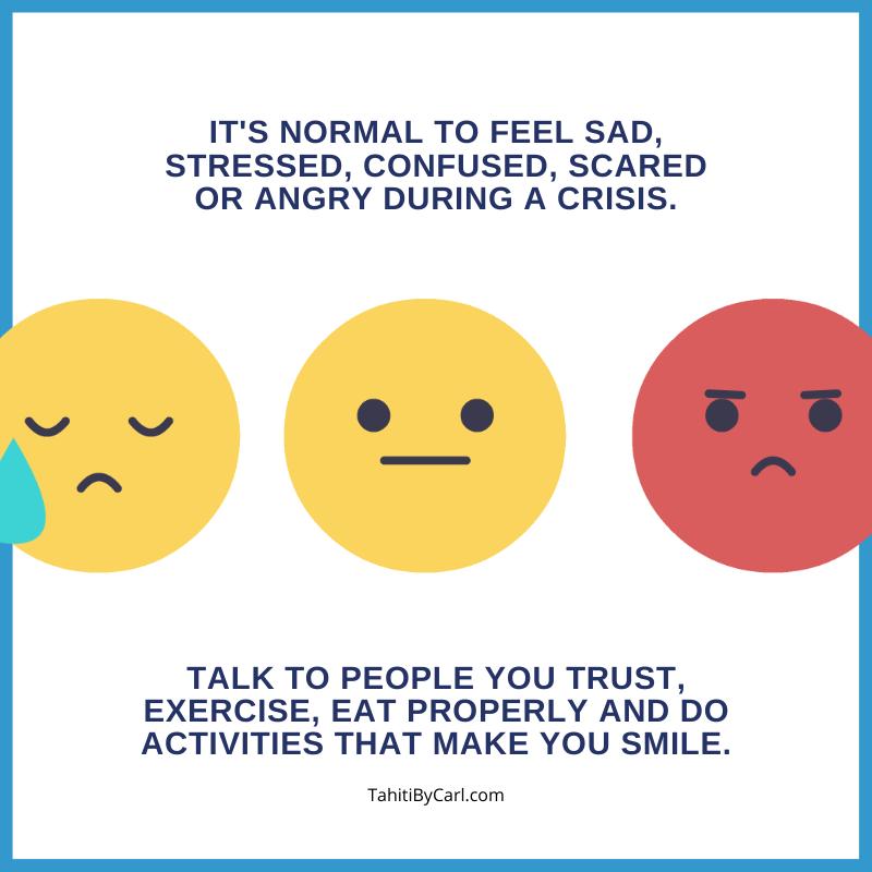 Mental Health Awareness COVID-19