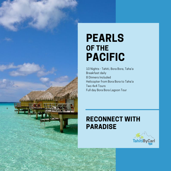 Pearls of Pacific