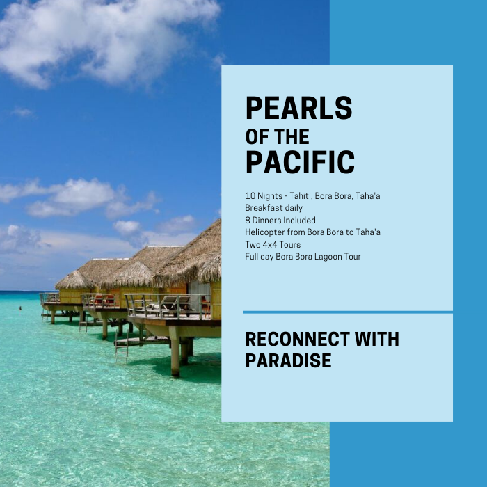 Pearl Resorts of Tahiti Package