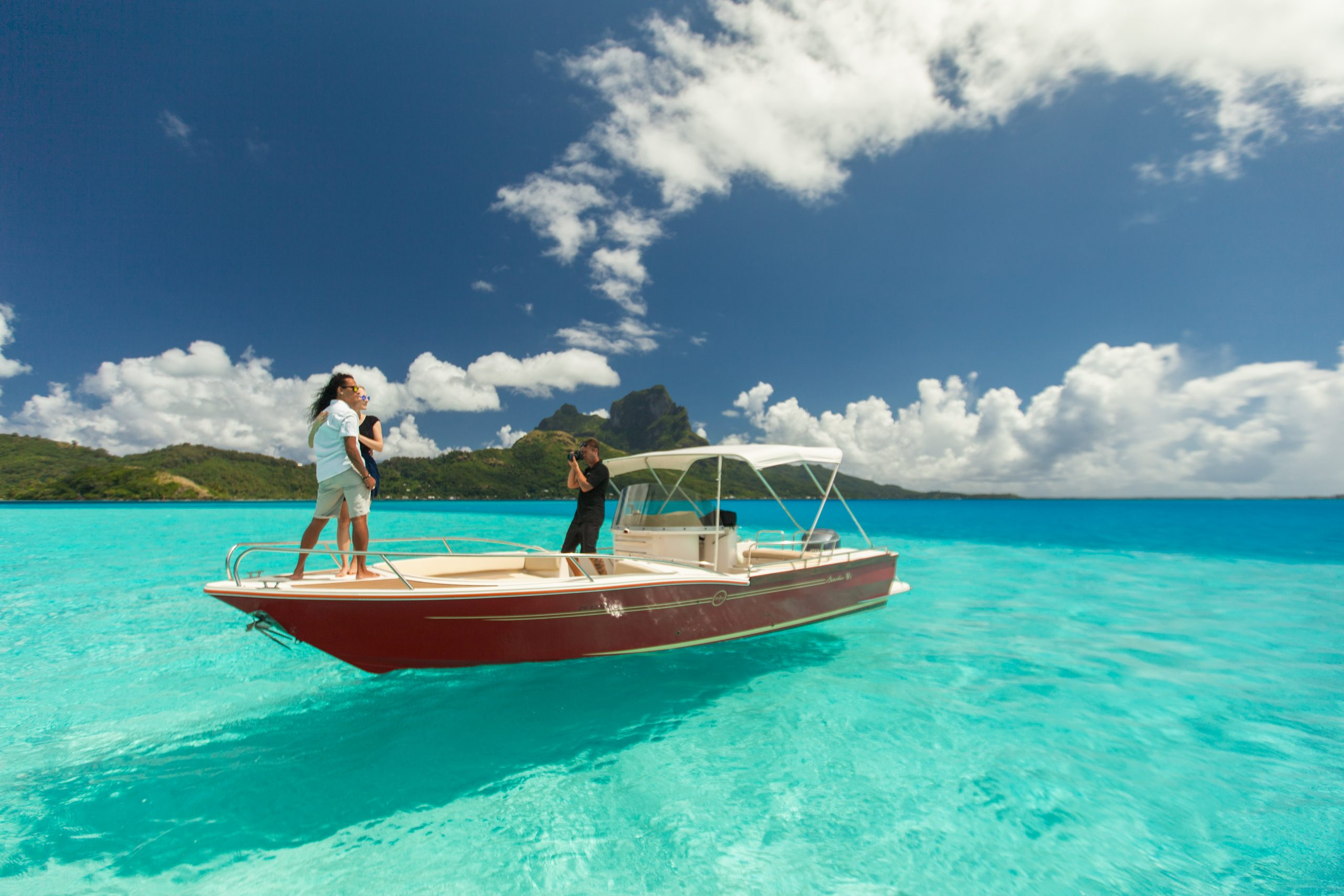 Bora Bora Private Lagoon Photo Tour